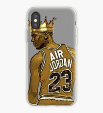 "Michael ""Air"" Jordan - King iPhone Case"