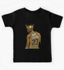 "Michael ""Air"" Jordan - King Kids Tee"