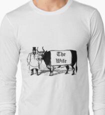 Vintage Victorian Humor Long Sleeve T-Shirt