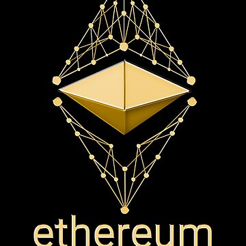 Ethereum Classic Made of Gold by andrasbalogh