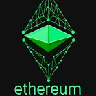 Ethereum Classic Made of Green by Andrea Beloque
