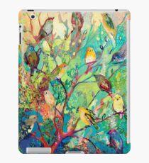 Bird Refuge iPad Case/Skin
