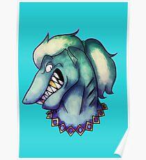 Californian Shark Poster