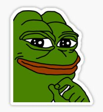 RARE PEPE Sticker