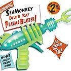 SeaMonkey Ray Gun by John Gieg