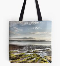 Paignton Beach Tote Bag