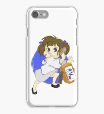 Lil' Rebels : Leia iPhone Case/Skin