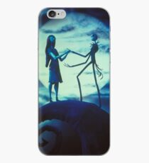 The nigtmare before christmas iPhone Case