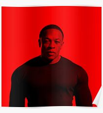 Dr. Dre - Celebrity (Square) Poster