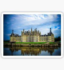 Chateau de Chambord Sticker