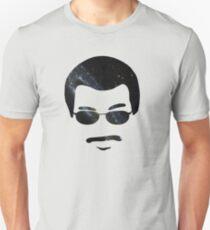Neil deGrasse Tyson - A Man of the Galaxy Unisex T-Shirt