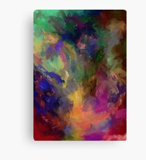 Garden of Speed Canvas Print
