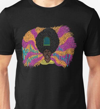 Rudy - The Mighty Boosh - Rudi van DiSarzio - Psychedelic Monk T-Shirt