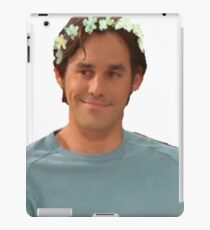 Xander Harris - Flower Crown iPad Case/Skin