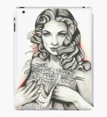 Fortune iPad Case/Skin