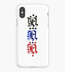 Three of A s iPhone Case/Skin