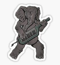 Trunk Rock Sticker