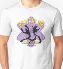 Vintage Powerline Concert Logo - A Goofy Movie T-Shirt