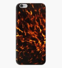 polished tortoise shell art deco phone case iPhone Case