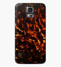 polished tortoise shell art deco phone case Case/Skin for Samsung Galaxy