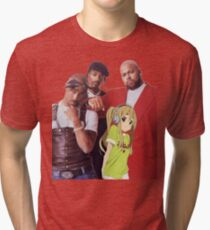 All Eyez on Mugi Tri-blend T-Shirt