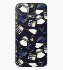 x-files print Case/Skin for Samsung Galaxy