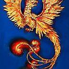 Clockwork Phoenix by Jessica Feinberg