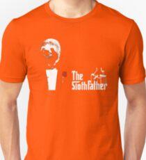 Sloth - The Slothfather godfather parody mashup T-Shirt