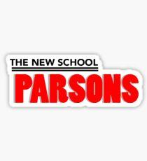 PARSONS Sticker