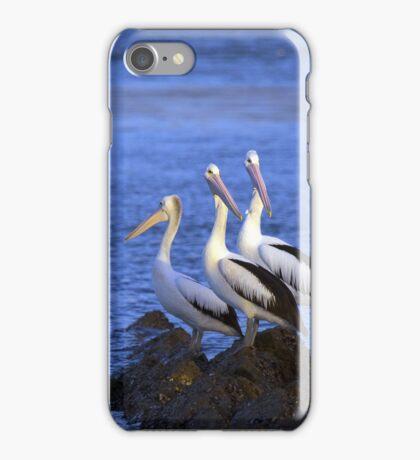 Three Fishermen iPhone Case/Skin