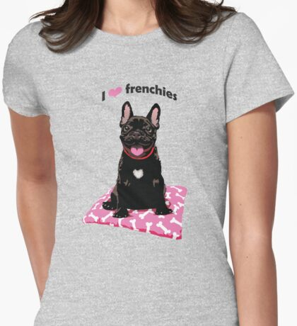 I heart frenchies T-Shirt