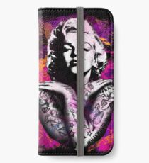 Marilyn 2 iPhone Wallet