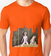 BEINGS (volume 5): existing denial Unisex T-Shirt