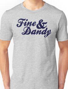 Fine & Dandy Blue T-Shirt