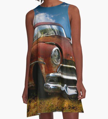 SuperWasp A-Line Dress