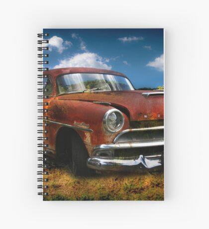 SuperWasp Spiral Notebook