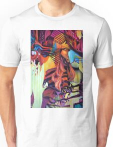 Crazy in Love, 120-80cm, 2016, oil on canvas Unisex T-Shirt