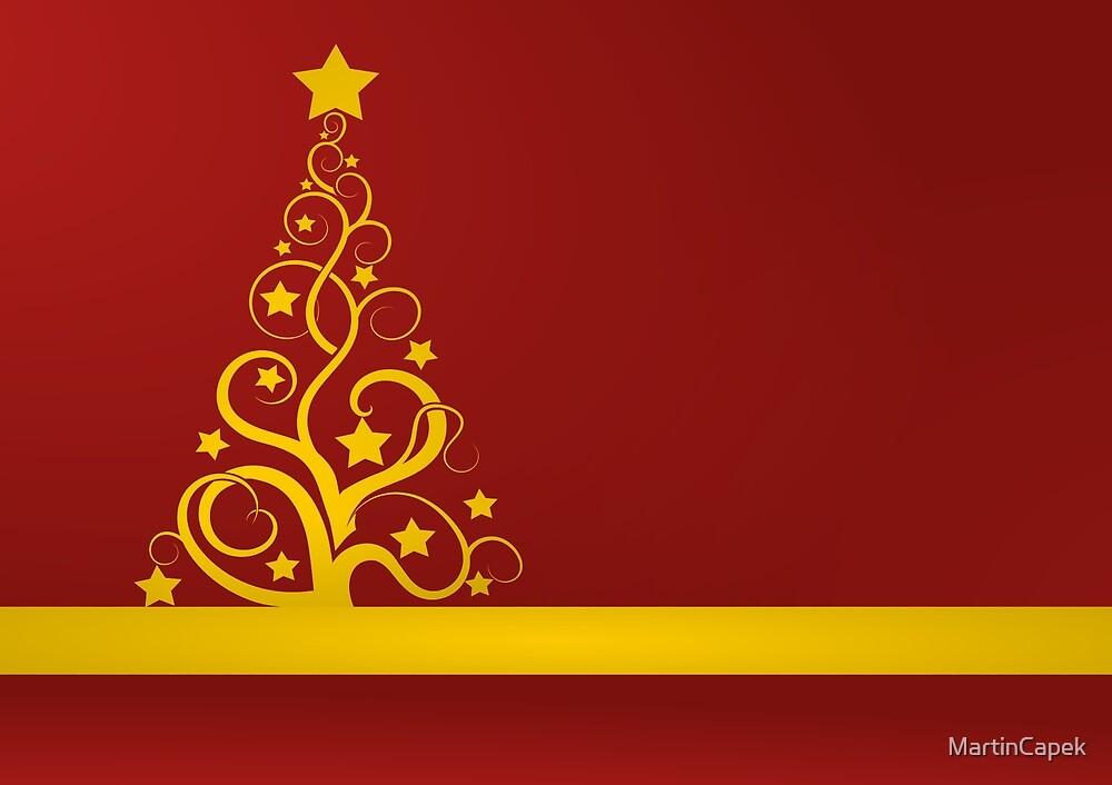 Christmas design by MartinCapek