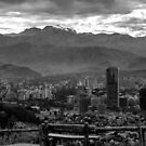 Santiago de Chile by Daidalos