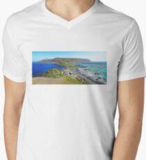 Macquarie Island Station Men's V-Neck T-Shirt