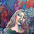 Dreaming Garden by Cheryle  Bannon