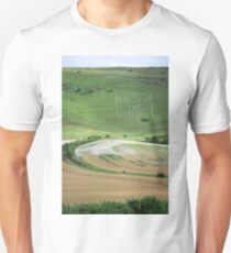 The Long Man of Wilmington T-Shirt