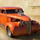 Orange Hot by Keith Hawley