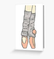 Pointe Greeting Card
