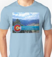 String Cheese Incident Beautiful Colorado Love  Unisex T-Shirt