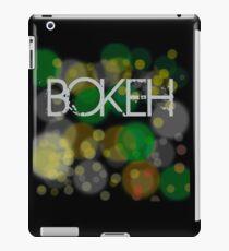 BOKEH iPad Case/Skin