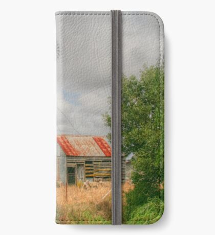 Yarram country iPhone Wallet