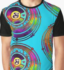 String Cheese Incident Colorado Love Sacred Funkadelic Graphic T-Shirt