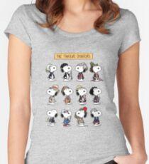 The Twelve Dogtors Women's Fitted Scoop T-Shirt