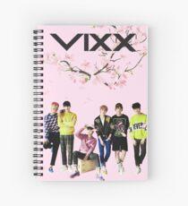 VIXX - Cherry Blossoms Spiral Notebook